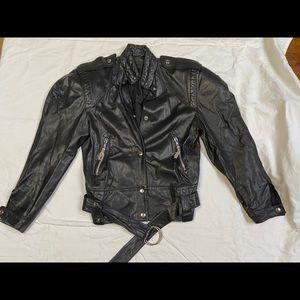Claude Montana Motorcycle Jacket and Pants